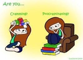 crammingvsprocrast